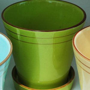 Medium Colorful Pot