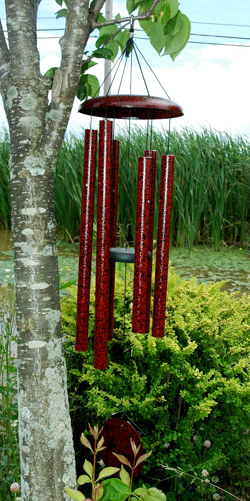 Handtuned Wind Chimes By Corinthian Bells Quality Gardens