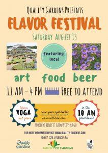 Flavor Festival 2016
